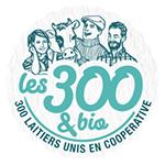 Logo les 300&bio