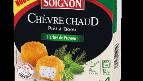 Chèvre chaud x4 Herbes de Provence