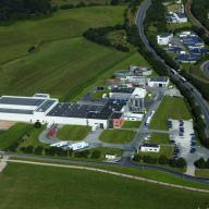 Vue aérienne usine Gruchet