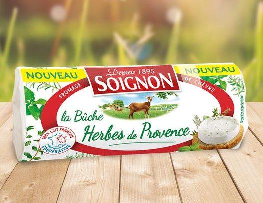 SOIGNON Bûche Herbes de Provence