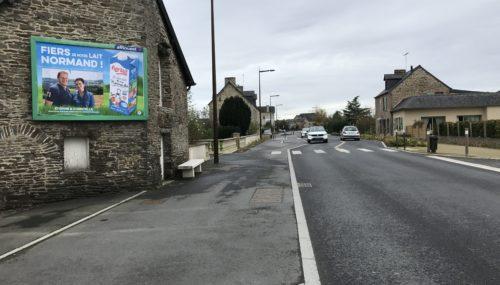 Panneaux d'affichage AGRILAIT ville